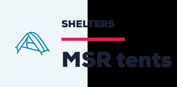 MSR Tents