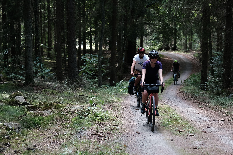 Encore une fois en Suède à vélo