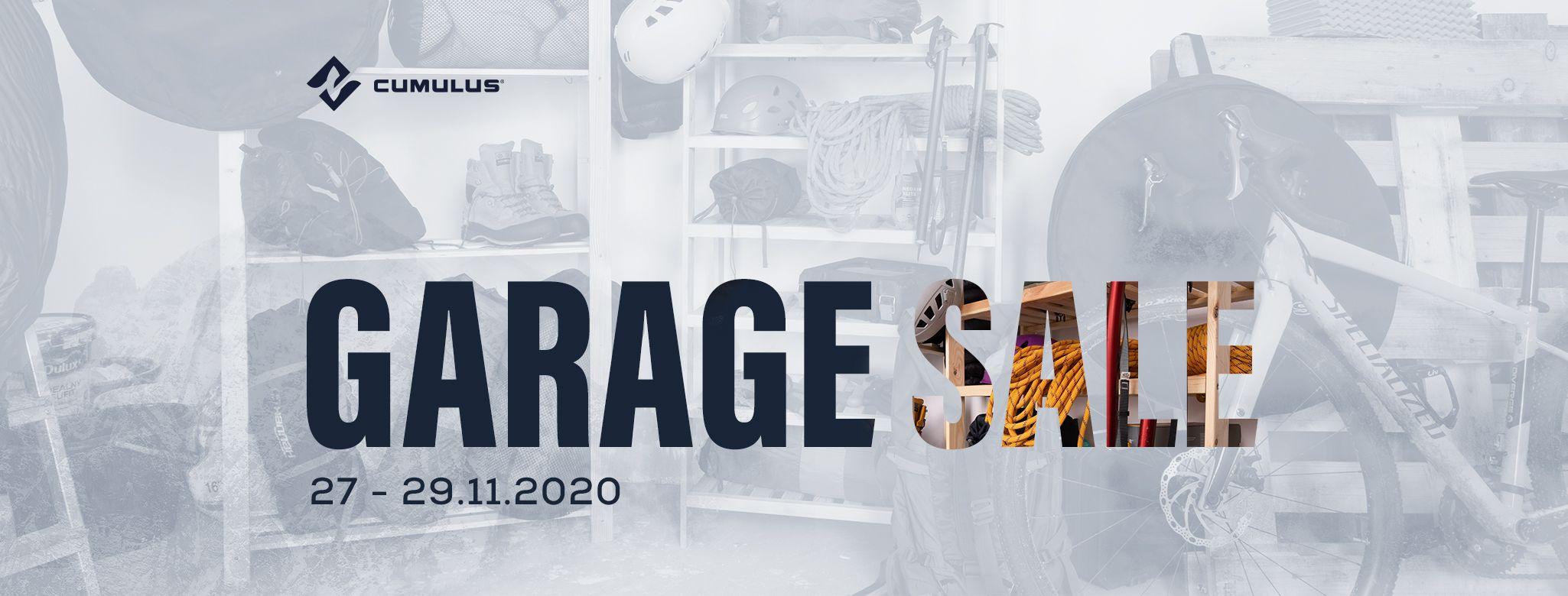 Wspieramy projekt oczyszczania gór w ramach akcji Garage Sale!