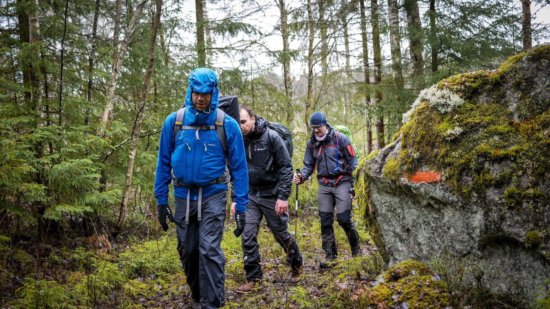 Trekking Cumulusa w Szwecji