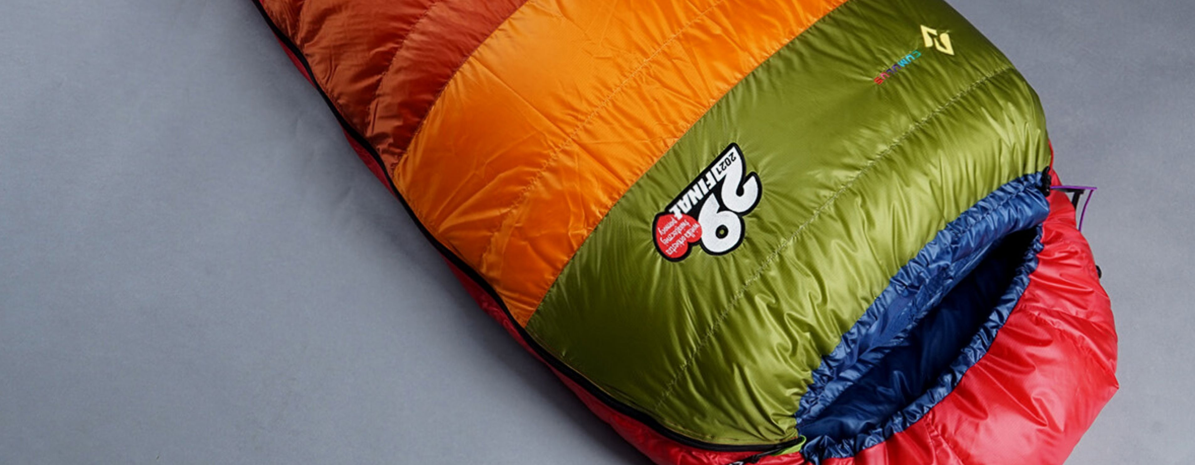 Get one and only sleeping bag and help WOŚP foundation!