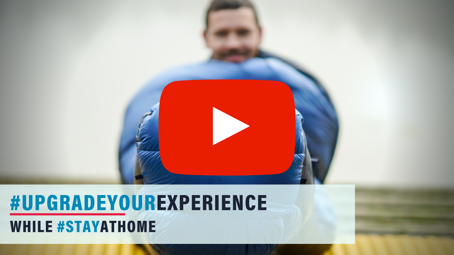 Upgrade your experience video